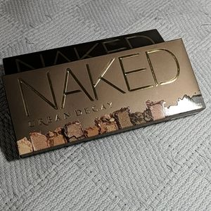 Urban Decay Naked Pallet.